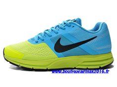 promo code 92658 dc93a Officiel Nike Air Pegasus 30 Chaussures Basket Pour Homme JauneBleu  599205-ID4