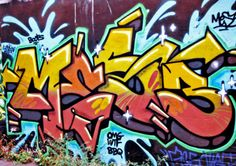 Throw it up ;) #graffiti