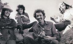 Eagles ~ first album photo shoot