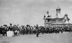 Royal Russia - Coronation of Tsar Nicholas II - Photo Album and Video