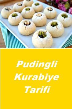Pudingli Kurabiye Tarifi Hamburger, Bread, Food, Brot, Essen, Baking, Burgers, Meals, Breads