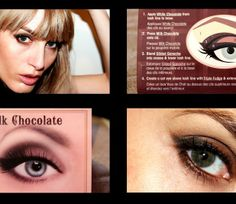 Too Faced Chocolate Bar Look NUMBER 1 Milk Chocolate @Luuux