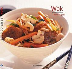 Boken inneholder wok-oppskrifter med smaker fra hele verden. I tillegg til middagsretter er det også oppskrifter på desserter som kan lages i wok.