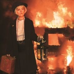 WOMAN ON FIRE - a new play about Suffragette Edith Rigby premiering at Edinburgh Festival August 2017