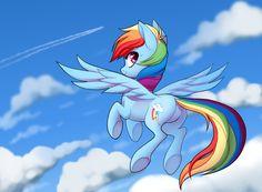 Rainbow Dash by TrippinMars.deviantart.com on @deviantART