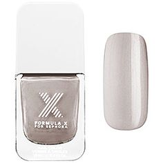 My favorite new go-to...this is the EASILY best nail polish I've ever used...   Sephora: Formula X For Sephora : New Neutrals : nail-polish-nail-lacquer   #SephoraSweeps