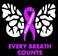 Cystic Fibrosis decals fundraiser by CCJSAvenew5431 on Etsy