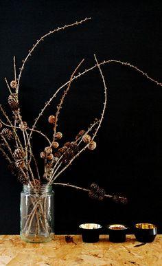 Candle holders from Skultuna mässingsbruk