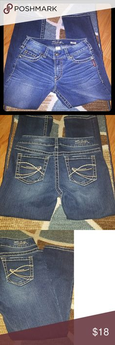 Silver Jeans Suki Capris new These capris are the best cropped jeans ever. Size is 29 and fit is perfect  Great for wearing with boots during cool weather and summer months Silver Jeans Jeans Ankle & Cropped