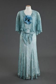 Dress  1930s  The Goldstein Museum of Design