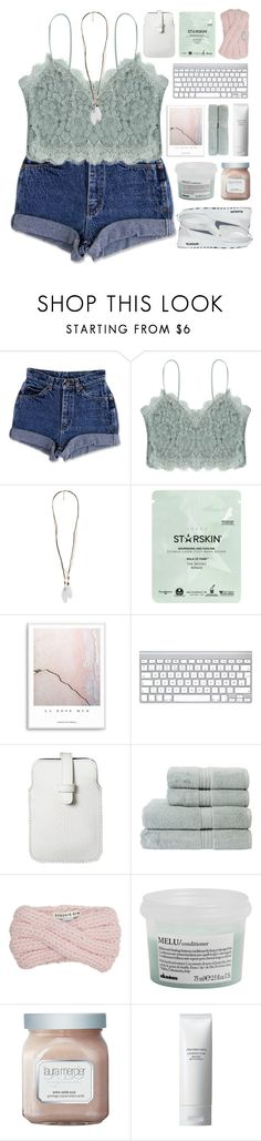 """""""// rosy cheeks //"""" by centurythe ❤ liked on Polyvore featuring Forever 21, Starskin, Mossimo, Christy, Eugenia Kim, Davines, Laura Mercier, Shiseido, NIKE and swml100"""