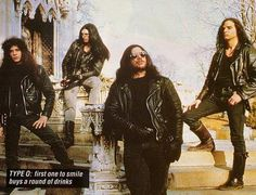 Type O Negative Before Johnny joined :)