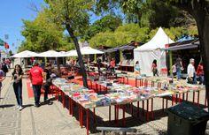 Vida de Uma Adolescente: Passeio á Feira do Livro em Lisboa!!