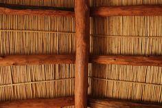 Detalle techos - Los Ranchos  - Purmamarca - Jujuy - Argentina