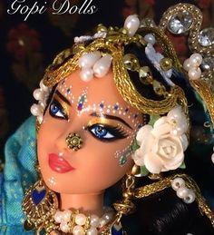 Sundari Gopi Doll as radha