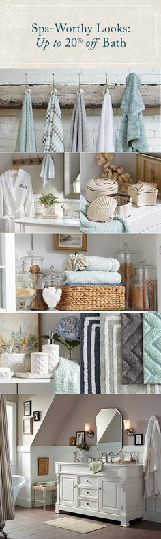 When it comes to the bathroom, all emphasis is on clean and comfortable. Birch Lane's got both covered with plush towel sets, organization accessories, and vanities that look great while holding it all. Your dream bathroom is waiting at Birch Lane – and all orders over $49 ship free!