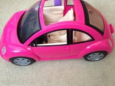 Barbie's car