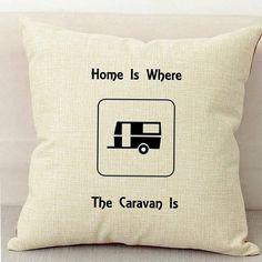 home-is-where-cushion-caravan