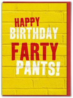Birthday Quotes Funny For Him, Happy Birthday For Him, Funny Happy Birthday Wishes, Birthday Messages, Birthday Greetings, Funny Birthday, Birthday Funnies, Birthday Cards, Birthday Sayings