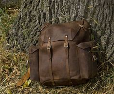 Handmade Leather Backpack by hmcurriers on Etsy, $375.00