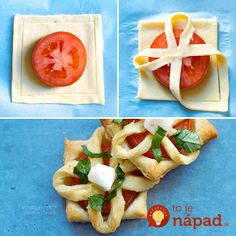 pastry appetizers ideas, for an original and yummy buffet! Recipe finger food … Puff pastry appetizers ideas for an original and yummy buffet! Recipe finger foodPuff pastry appetizers ideas for an original and yummy buffet! Puff Pastry Appetizers, Meat Appetizers, Appetizers For Party, Appetizer Recipes, Puff Pastries, Simple Appetizers, Ladybug Appetizers, Appetizer Buffet, Italian Pastries
