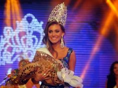 Sally Jara Miss Universe Paraguay 2014 Miss Universe 2014, Sally, Crown, Corona, Crowns, Crown Royal Bags