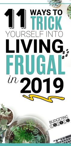 Find out how to easily live frugally and save money with these money saving tips and tricks in Simply trick yourself into saving money every day Ways To Save Money, Money Tips, Money Saving Tips, Money Savers, Tips And Tricks, Frugal Living Tips, Frugal Tips, Budgeting Finances, Budgeting Tips
