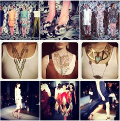 From Honestlywtf, taken at New York Fashion Week.