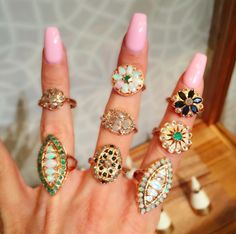 #ArikKastan #ring #finejewelry #jewelry #JaimieGellerJewelry For more info about these rings email us at shop@jaimiegellerjewelry.com