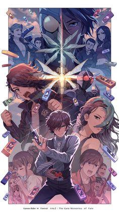 Kamen Rider W the Movie: A to Z Unmei no Gaia Memory Kamen Rider Ex Aid, Kamen Rider Zi O, Kamen Rider Series, Dragon Knight, Gundam Art, My Collection, Otaku, Art Reference, Chibi