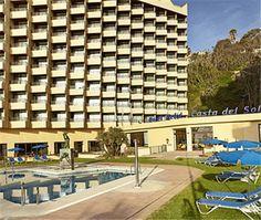 The Melia Costa del Sol Hotel is located in the popular resort of Torremolinos right on the famous Bajondillo Beach on the Costa del Sol in Spain.