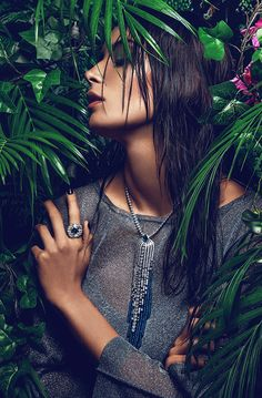 """HAYA"" magazine May 2014  by Alina Kovban, via Behance"