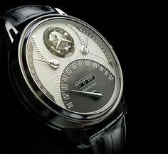 Mercedes 320 Tourbillon Watch