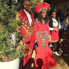 Zulu traditional wedding dresses for new year 2019 Zulu Traditional Wedding Dresses, Zulu Traditional Attire, African Traditional Dresses, Traditional Outfits, Traditional Weddings, Modern Traditional, African Attire, African Fashion Dresses, African Dress