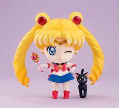 Sailor Moon Petit Chara Deluxe #sailormoon #figures #chibi #kawaii