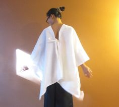 ready to wear 2 pieces mix linen origami by annyschooecoclothing