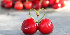 Benefits of Cherries: helpful for preventing gout, muscle soreness, osteoarthritis, aids sleep, cardiovascular benefits (may reduce stroke risk), improve colon health, regulate cholesterol, protect eyes, regulate blood sugar.