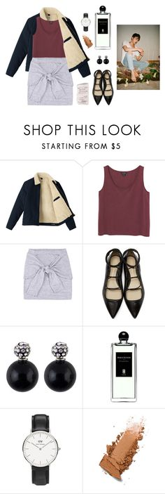 """Grocery shopping with Jin"" by got7outfits ❤ liked on Polyvore featuring Monki, 3.1 Phillip Lim, Serge Lutens and Daniel Wellington"