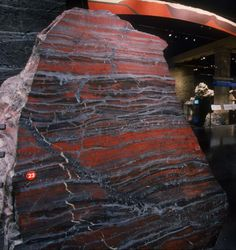 A 3-billion-yr-old banded iron formation shows that the atmosphere & ocean once had no oxygen http://trib.al/QOiwTrl