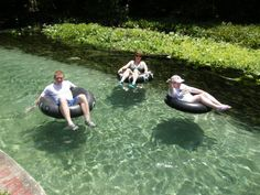 Crystal Springs Park Florida   Attractions Close to Rainbows End Florida Vacation Villa