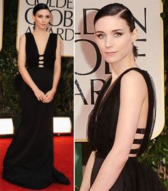 Oh my, Rooney Mara is so stunningly gorgeous in this gown.