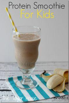 Our favorite smoothie recipes via blogs.babycenter.com