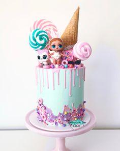 Super cute LOL cake