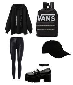 A fashion look from January 2018 featuring hooded pullover, vegan leather leggings and black ankle strap shoes. Browse and shop related looks. Ankle Strap Shoes, Stone Island, Leather Leggings, Vegan Leather, Fashion Looks, Vans, Pullover, Polyvore, Shopping