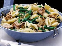 Low FODMAP Recipe - Tuna & lemon pasta http://www.ibssano.com/low_fodmap_recipe_tuna_lemon_pasta.html