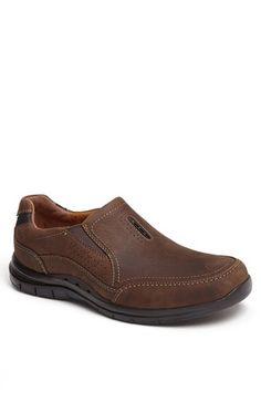 Men's Clarks 'Un.Venton' Slip-On Rockport Shoes, Men's Clarks, Men's Shoes, Footwear, Nordstrom, Slip On, Mens Fashion, Boots, Sneakers