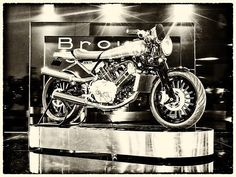 EICMA'14 in black-and-white by Kalle Veesaar Cafe Racer #motorcycles #caferacer #motos | caferacerpasion.com