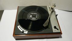 Turntable, Music Instruments, Tv, Vintage, Record Player, Tvs, Musical Instruments, Television Set, Television