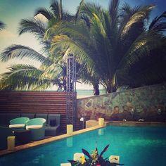 Atardecer cartagenero. Karmairi Hotel & Spa