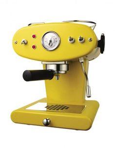 ILLY - X1 Francis Francis - Espresso Machine - www.illy.com